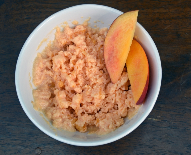 Honey Nectarine Sorbet 2