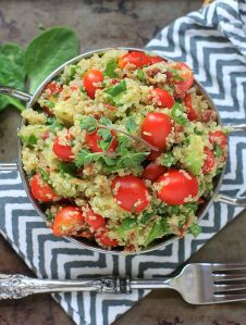 BLT-and-Avocado-Quinoa-Salad-with-Maple-Vinaigrette-4